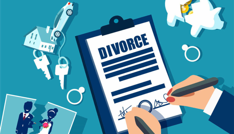 How To Deal With Issues That Arise While Going Through Divorce