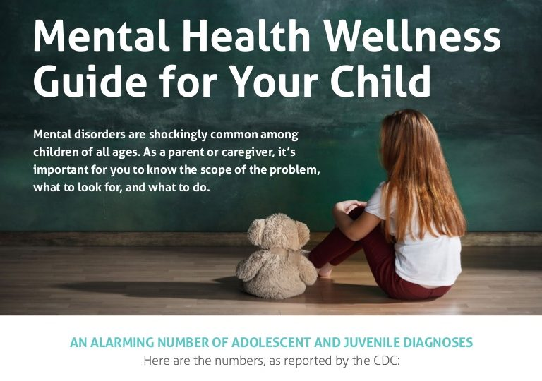 Mental Health Wellness Guide for Your Child