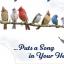 Attracting Cheerful Backyard Songbirds
