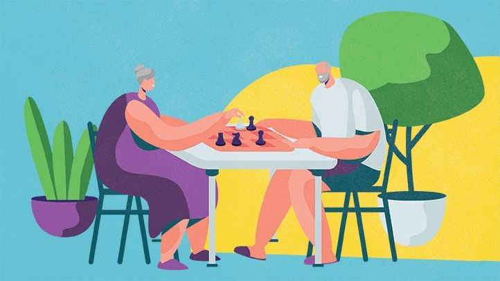 Senior Health Guide: Keeping Your Brain Young