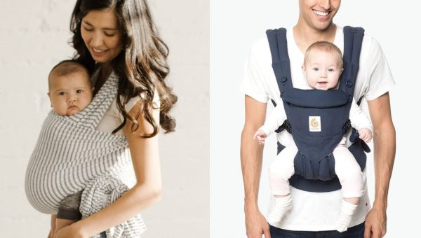 How To Select The Right Baby Carrier