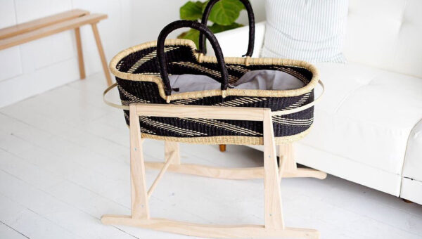 Why should I get a Moses basket with stand?