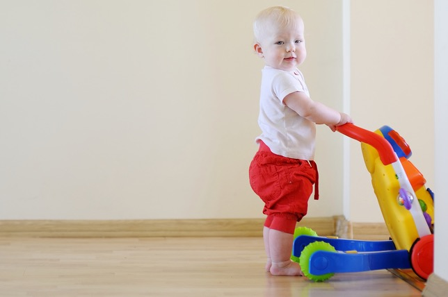 The Power of Pull: How Pull and Push Toys Improve Fine Motor and Gross Motor Skills for Babies